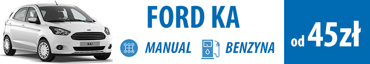 wynajem Ford Ka