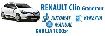 wynajmij Renault Clio