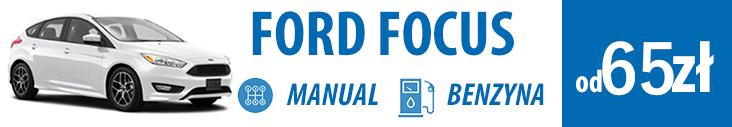 wypożycz ford focus